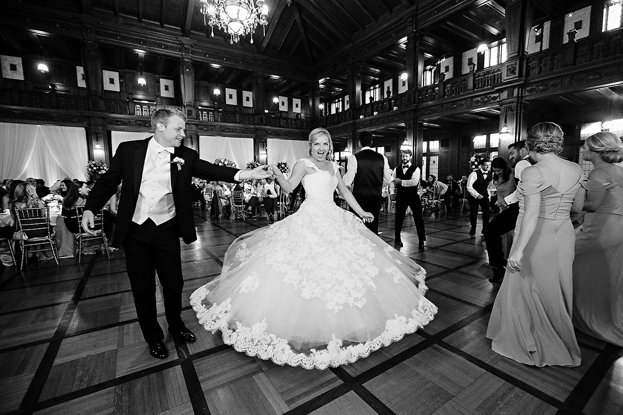 Morgan Max Scottish Rite Indianapolis Wedding 317