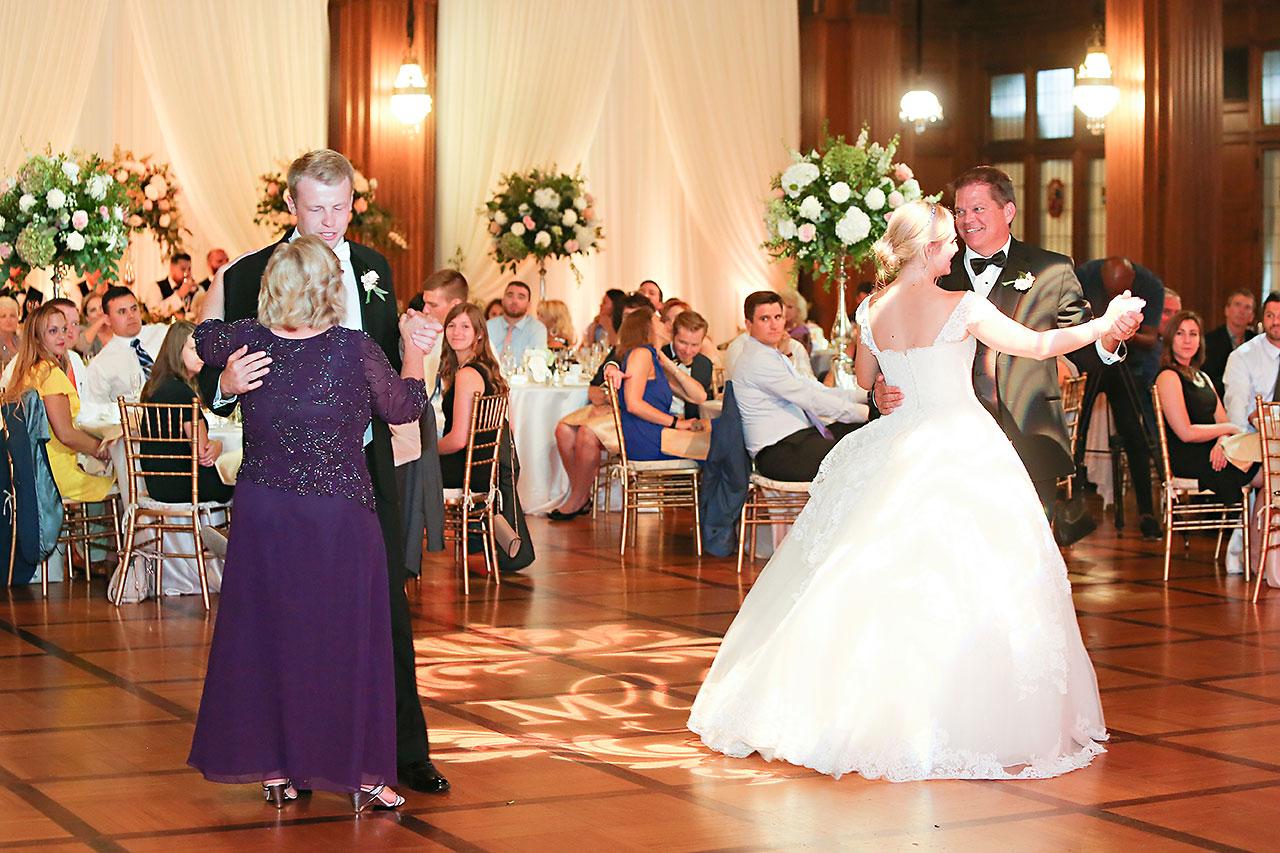 Morgan Max Scottish Rite Indianapolis Wedding 315