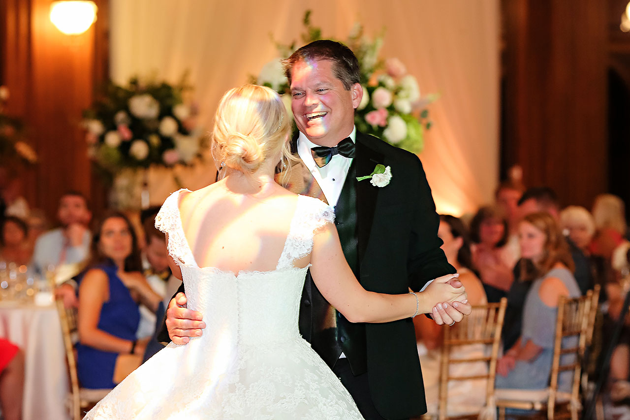 Morgan Max Scottish Rite Indianapolis Wedding 312