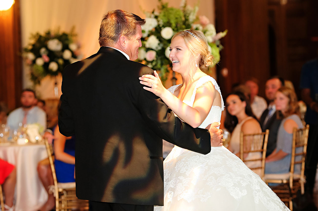 Morgan Max Scottish Rite Indianapolis Wedding 314