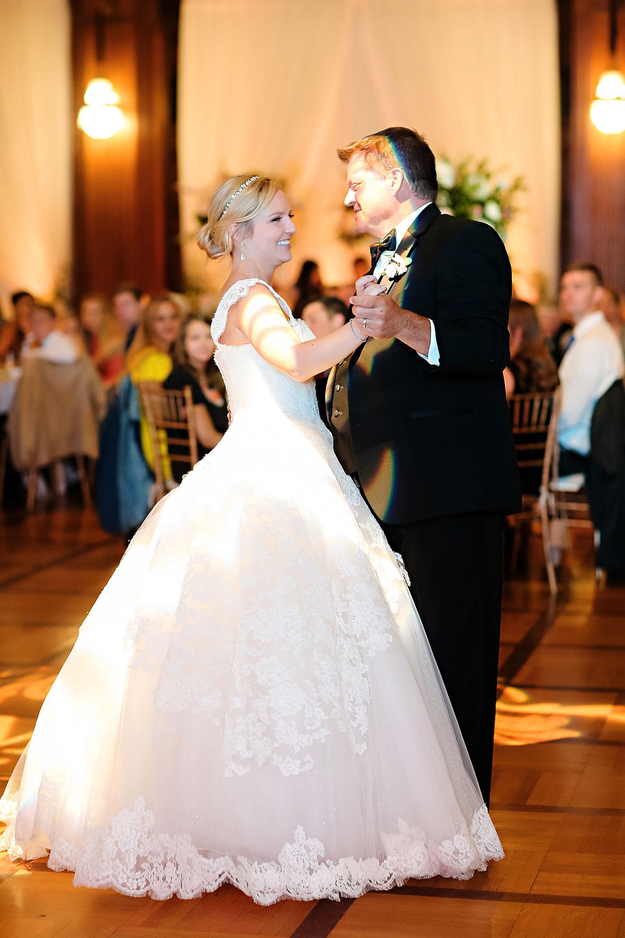 Morgan Max Scottish Rite Indianapolis Wedding 310