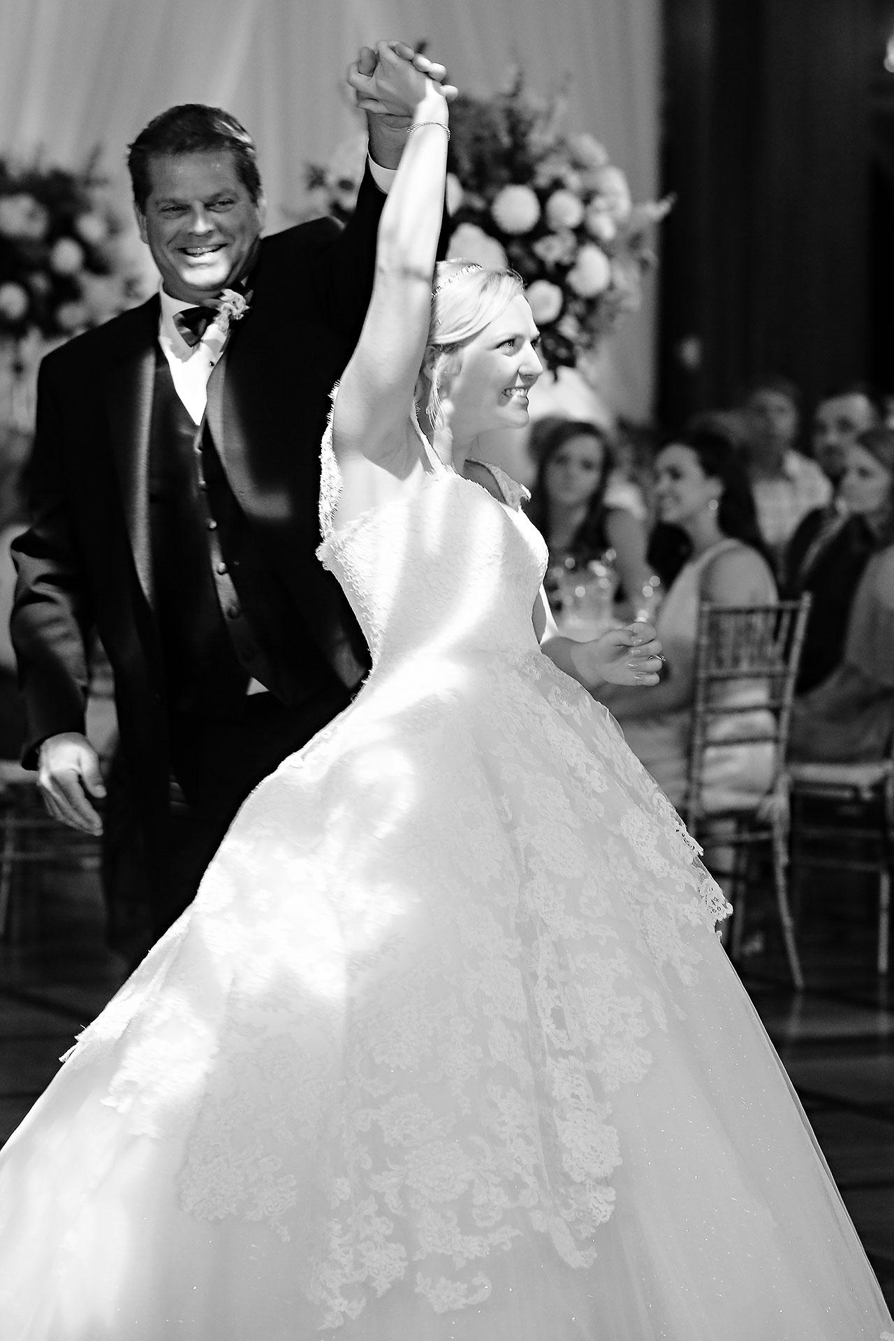 Morgan Max Scottish Rite Indianapolis Wedding 306