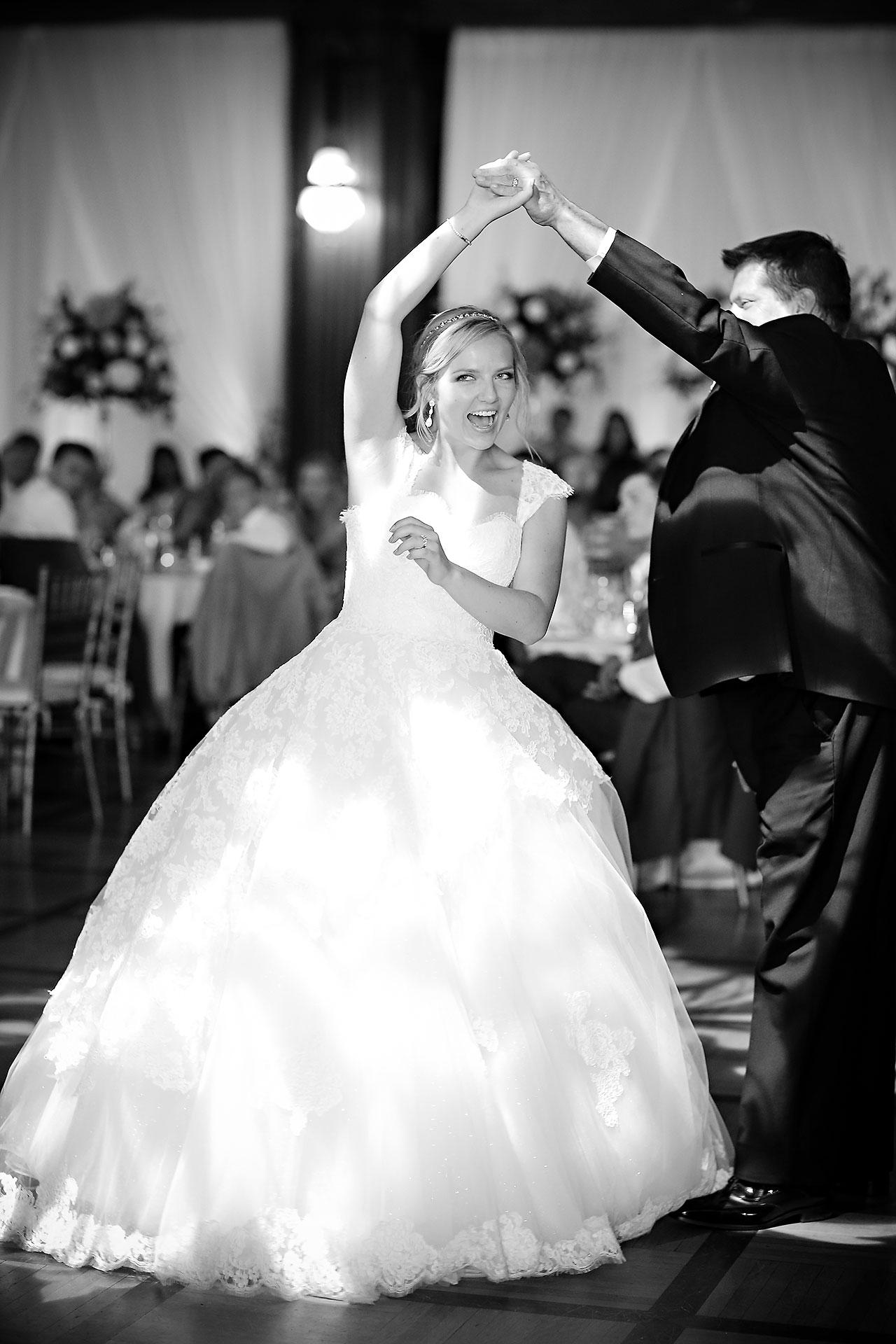 Morgan Max Scottish Rite Indianapolis Wedding 308