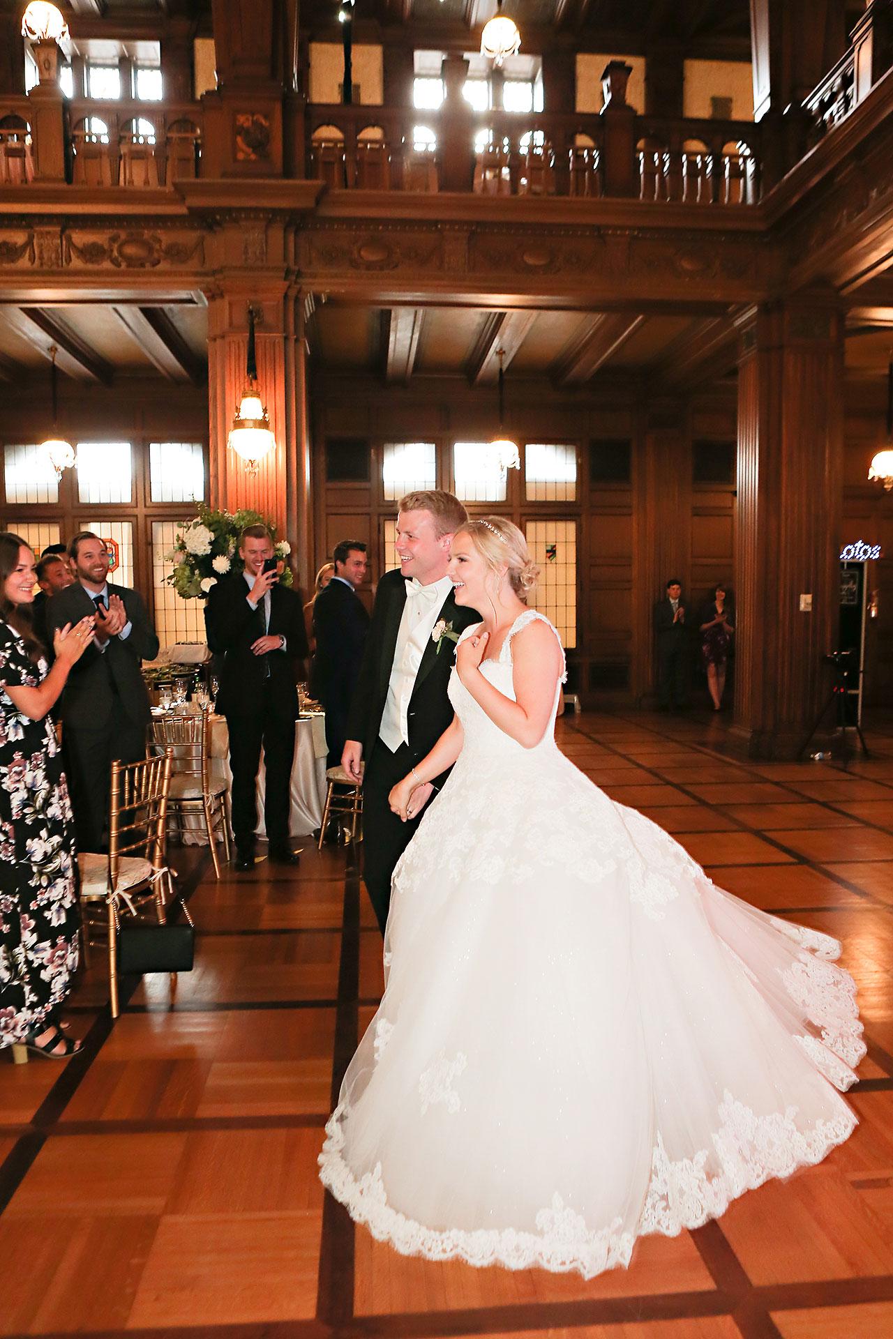 Morgan Max Scottish Rite Indianapolis Wedding 292