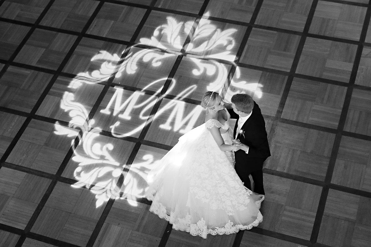 Morgan Max Scottish Rite Indianapolis Wedding 288