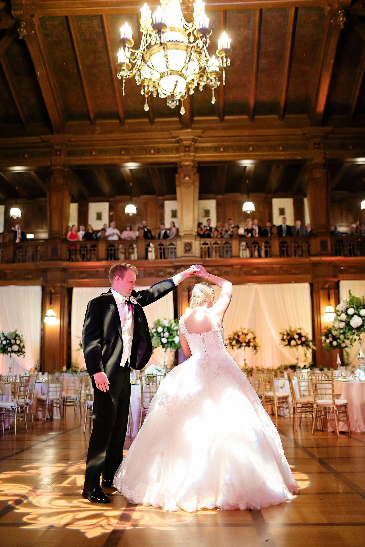 Morgan Max Scottish Rite Indianapolis Wedding 286