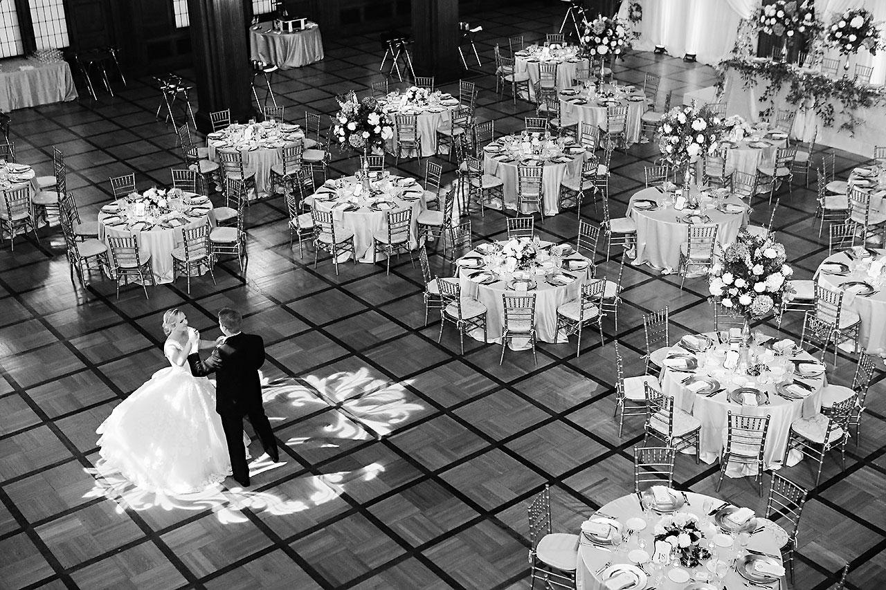 Morgan Max Scottish Rite Indianapolis Wedding 284