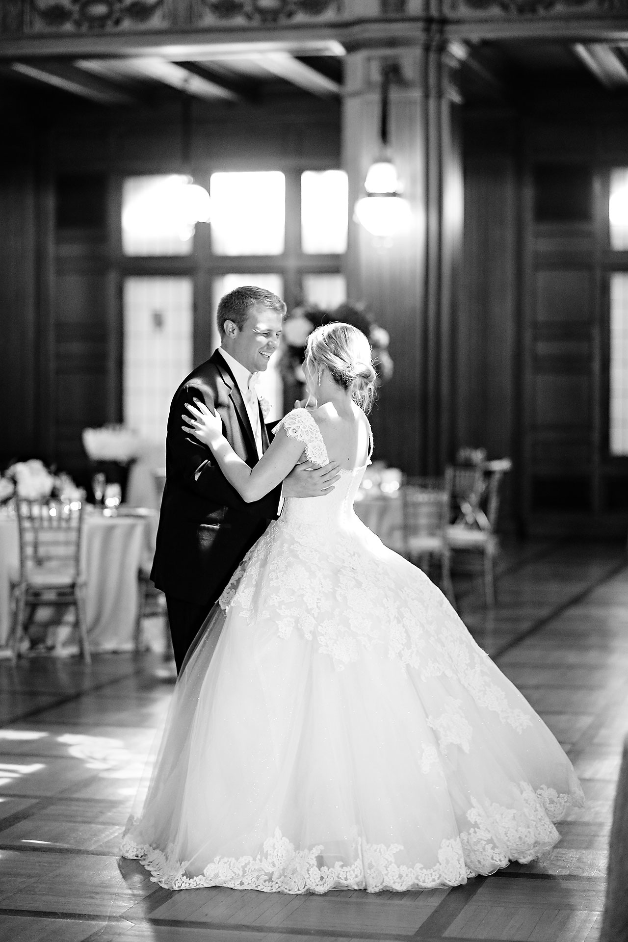 Morgan Max Scottish Rite Indianapolis Wedding 281