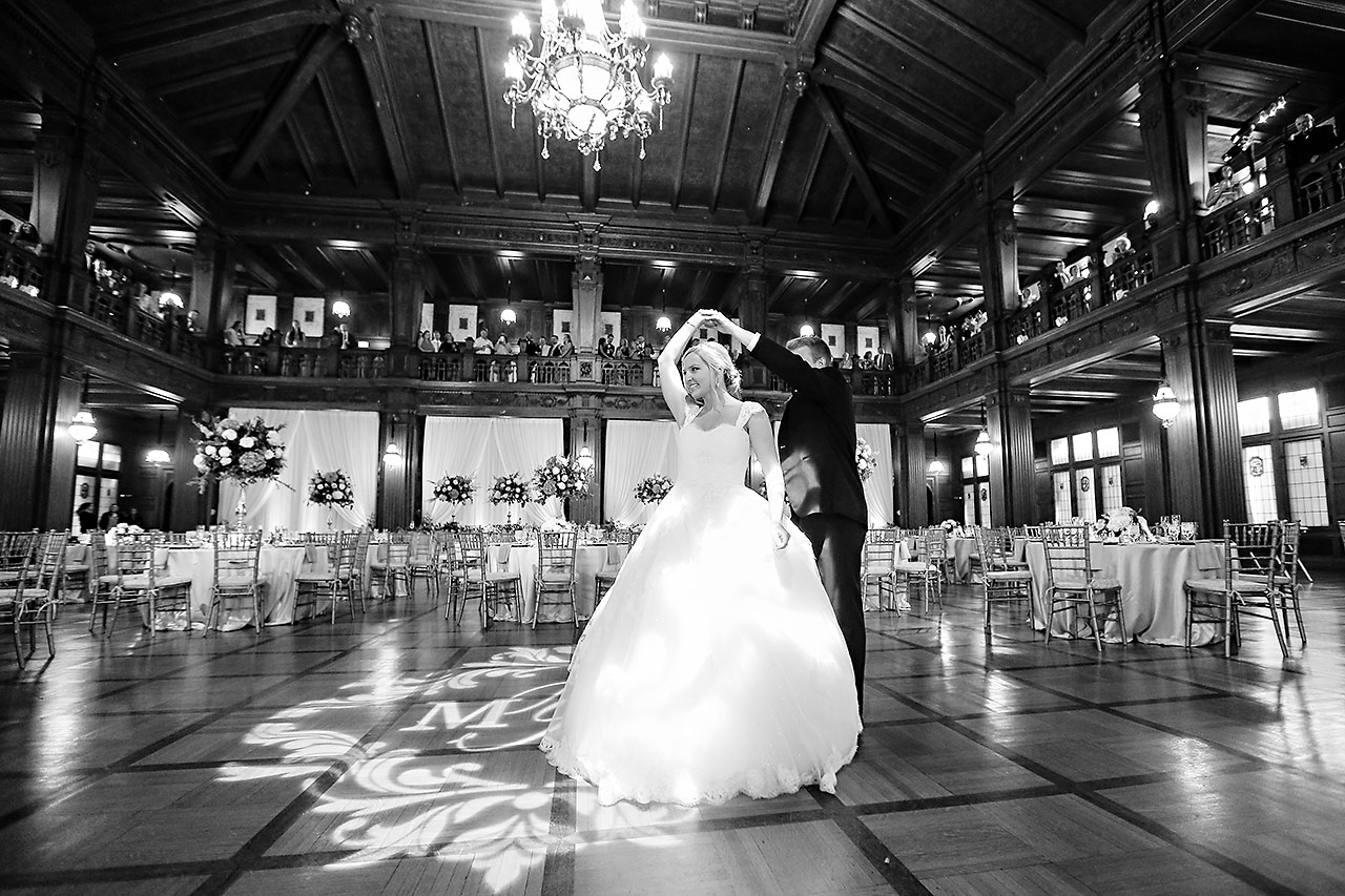 Morgan Max Scottish Rite Indianapolis Wedding 283