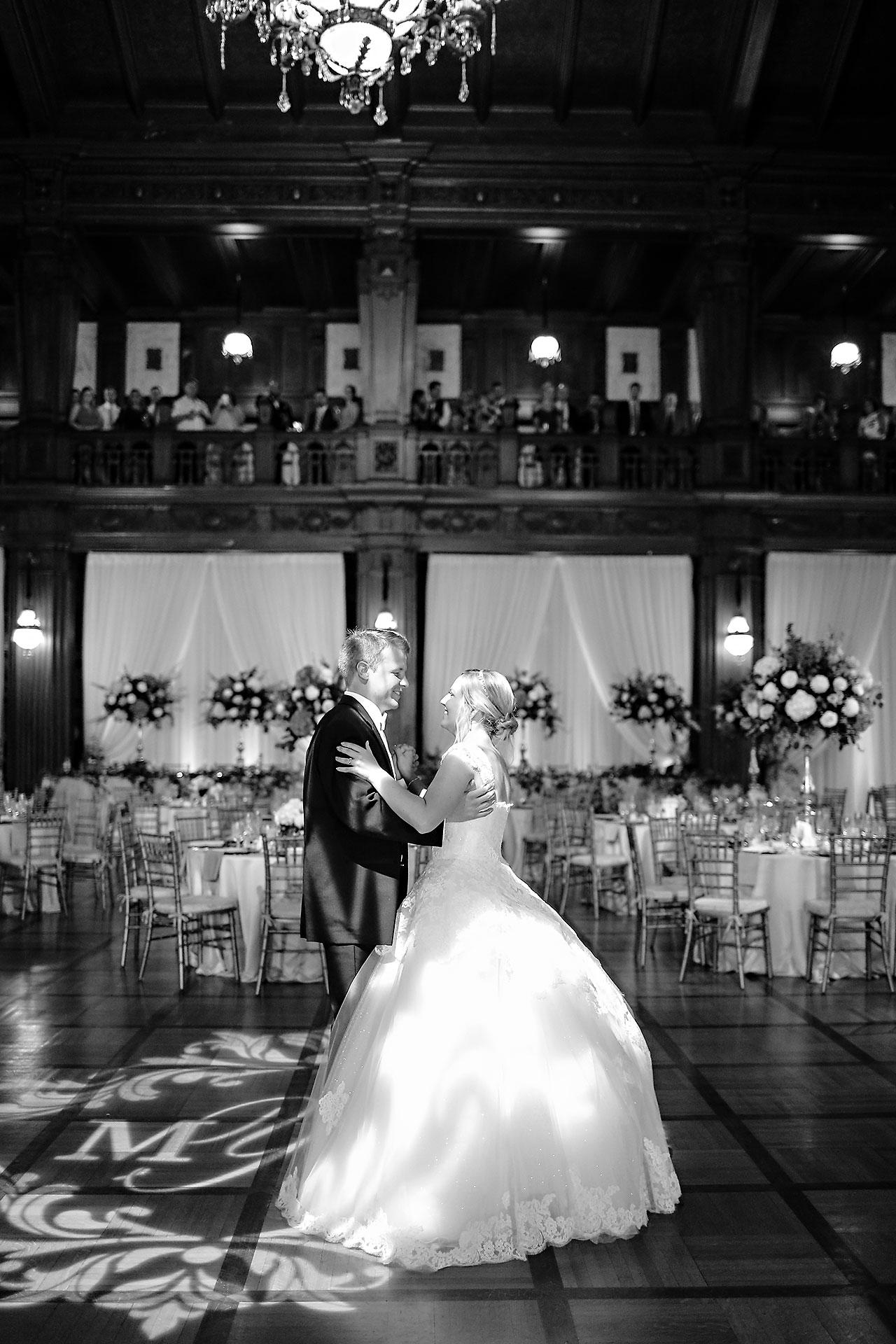 Morgan Max Scottish Rite Indianapolis Wedding 279