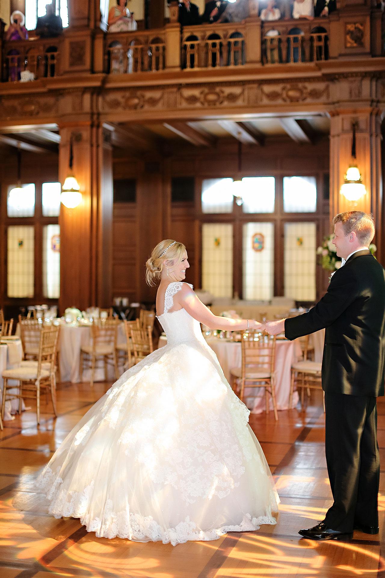 Morgan Max Scottish Rite Indianapolis Wedding 278
