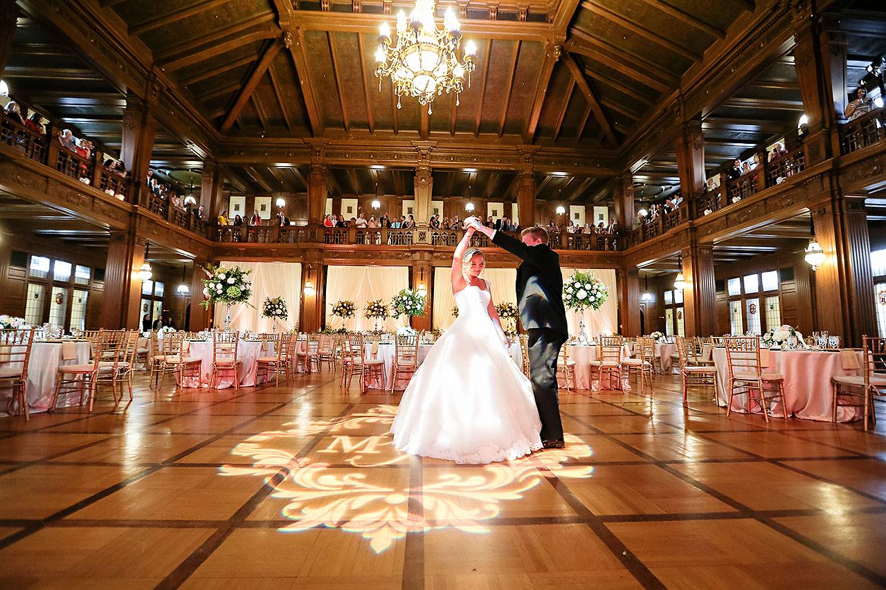 Morgan Max Scottish Rite Indianapolis Wedding 237
