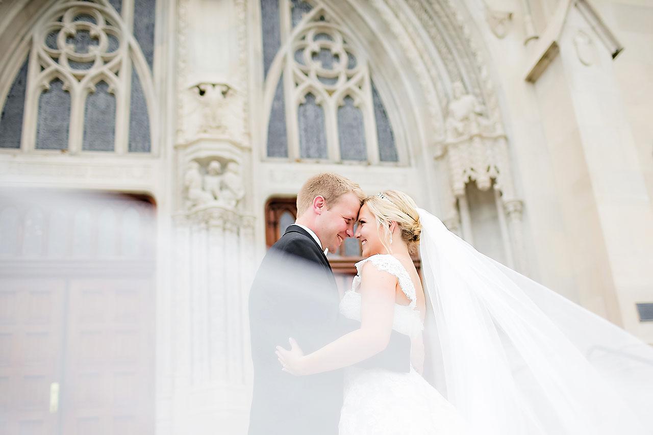 Morgan Max Scottish Rite Indianapolis Wedding 229