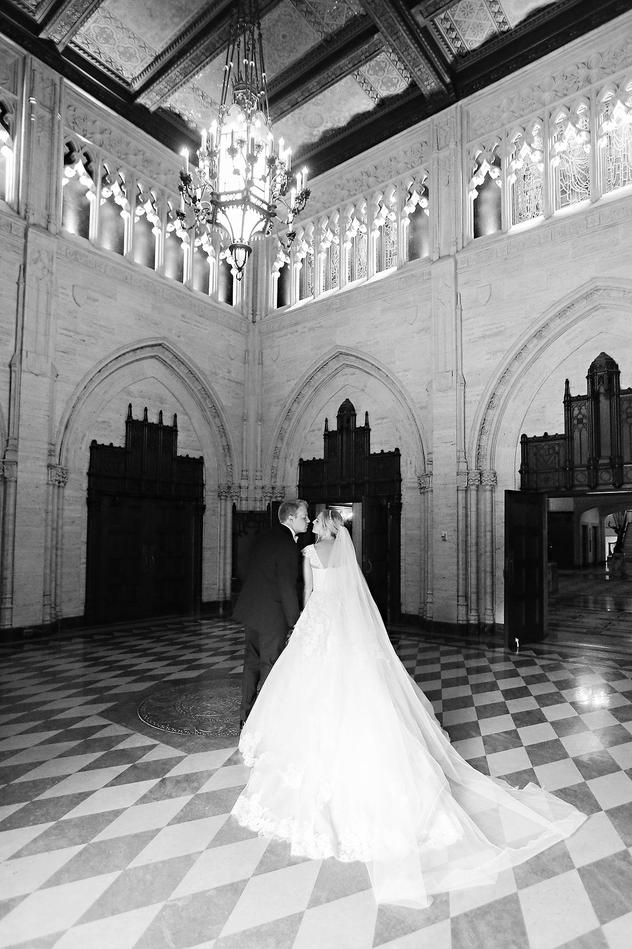 Morgan Max Scottish Rite Indianapolis Wedding 227