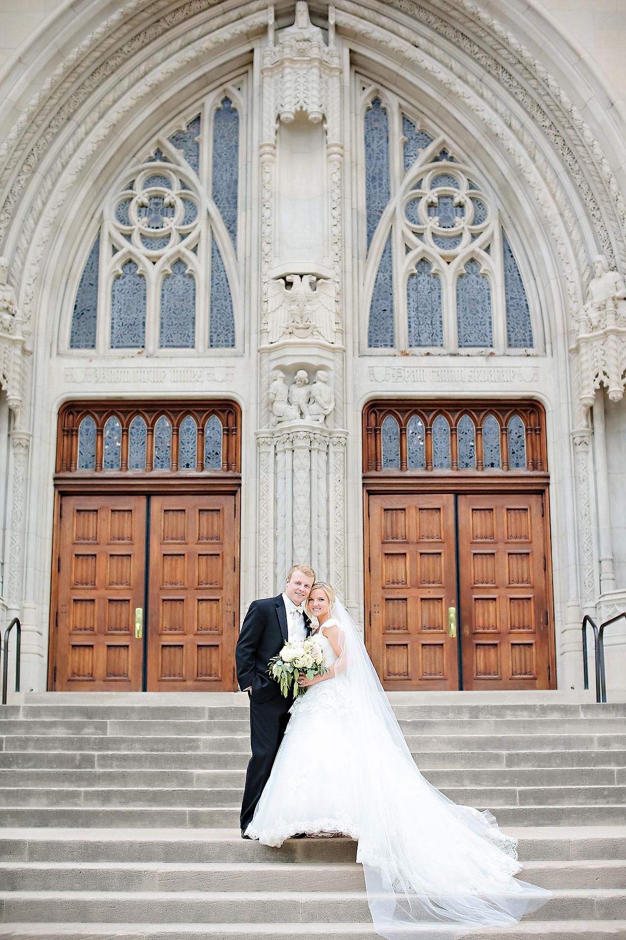 Morgan Max Scottish Rite Indianapolis Wedding 228