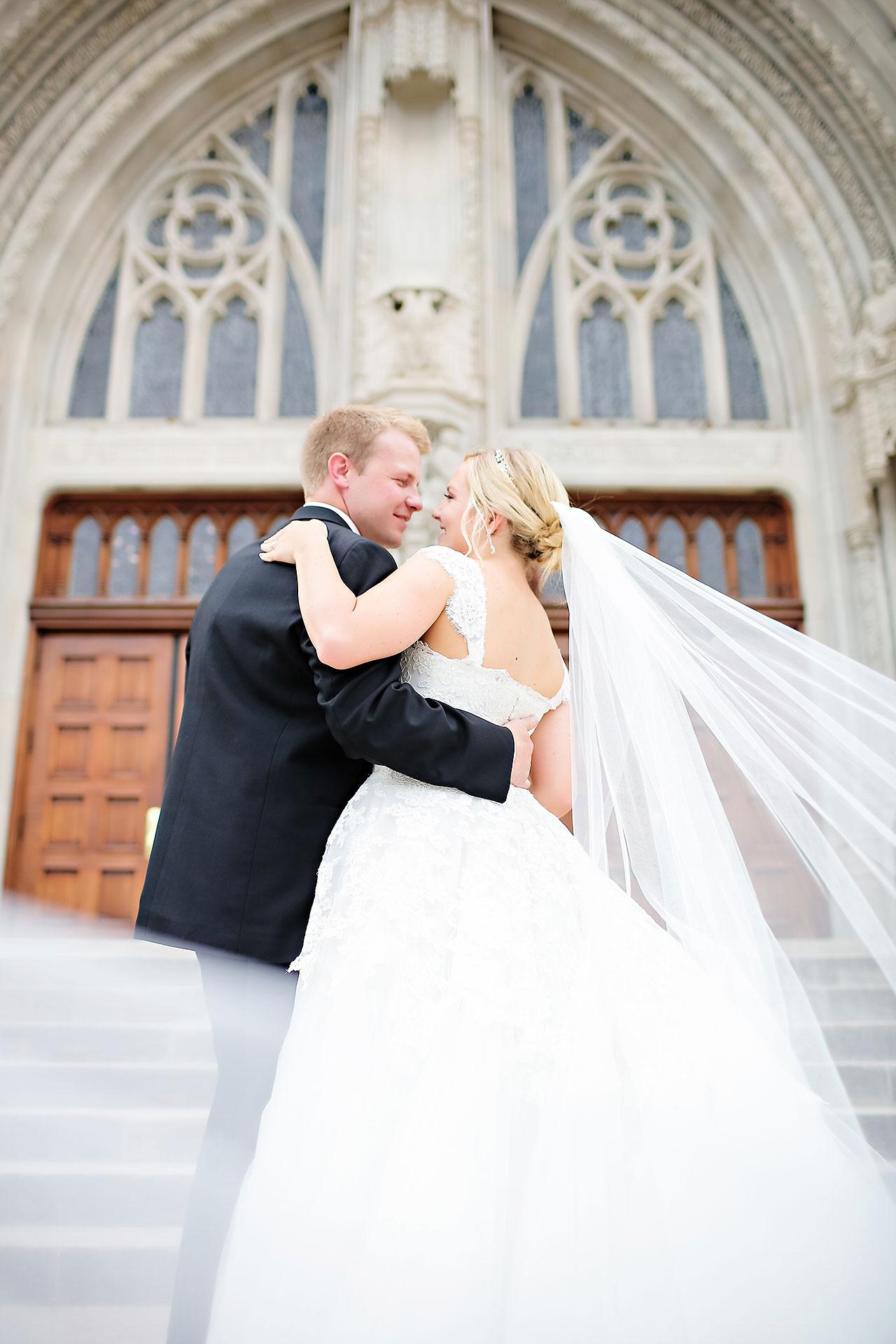 Morgan Max Scottish Rite Indianapolis Wedding 224