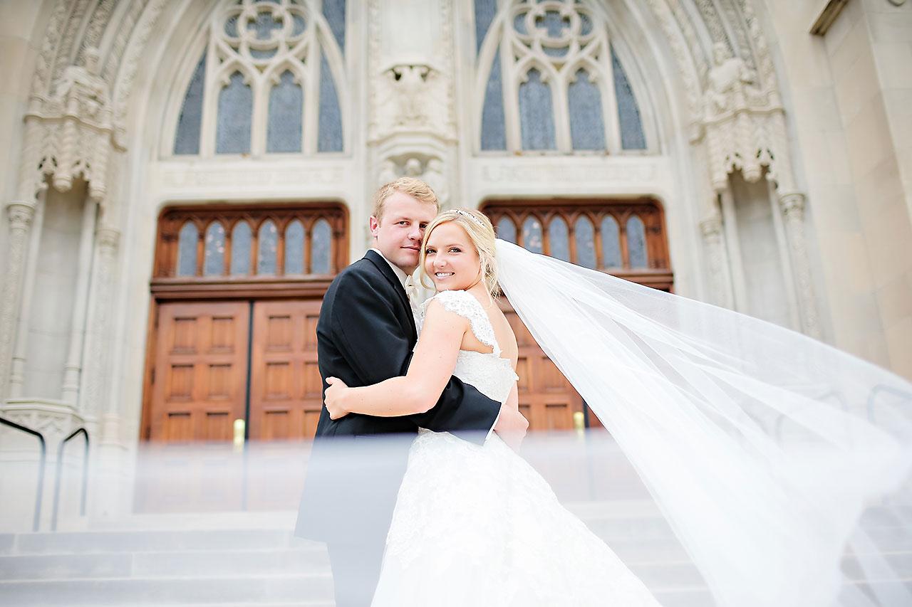Morgan Max Scottish Rite Indianapolis Wedding 220