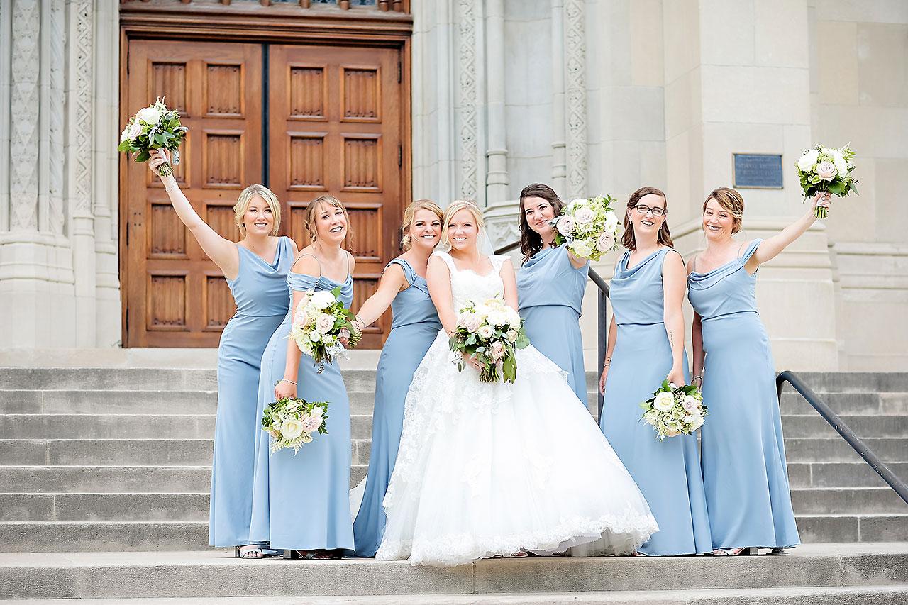 Morgan Max Scottish Rite Indianapolis Wedding 219