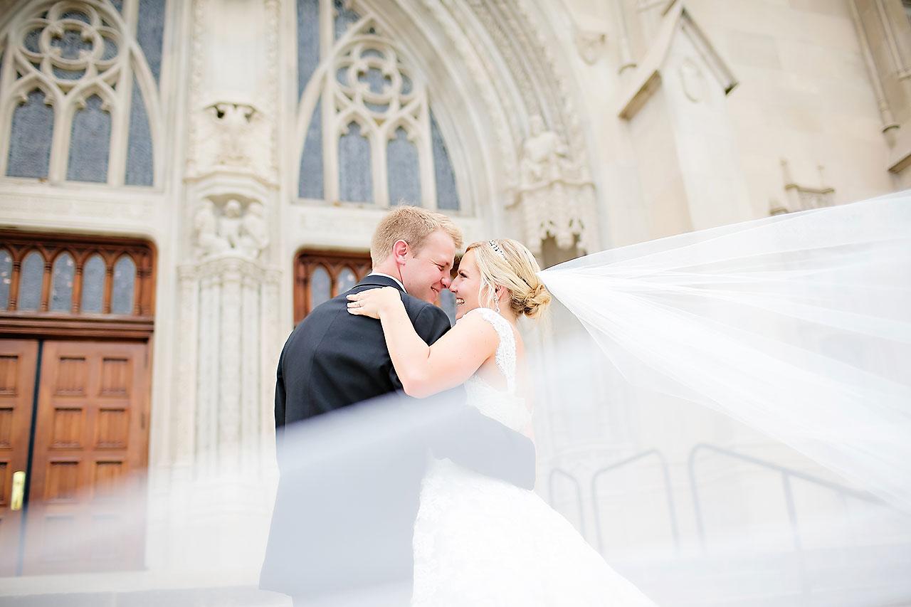 Morgan Max Scottish Rite Indianapolis Wedding 216