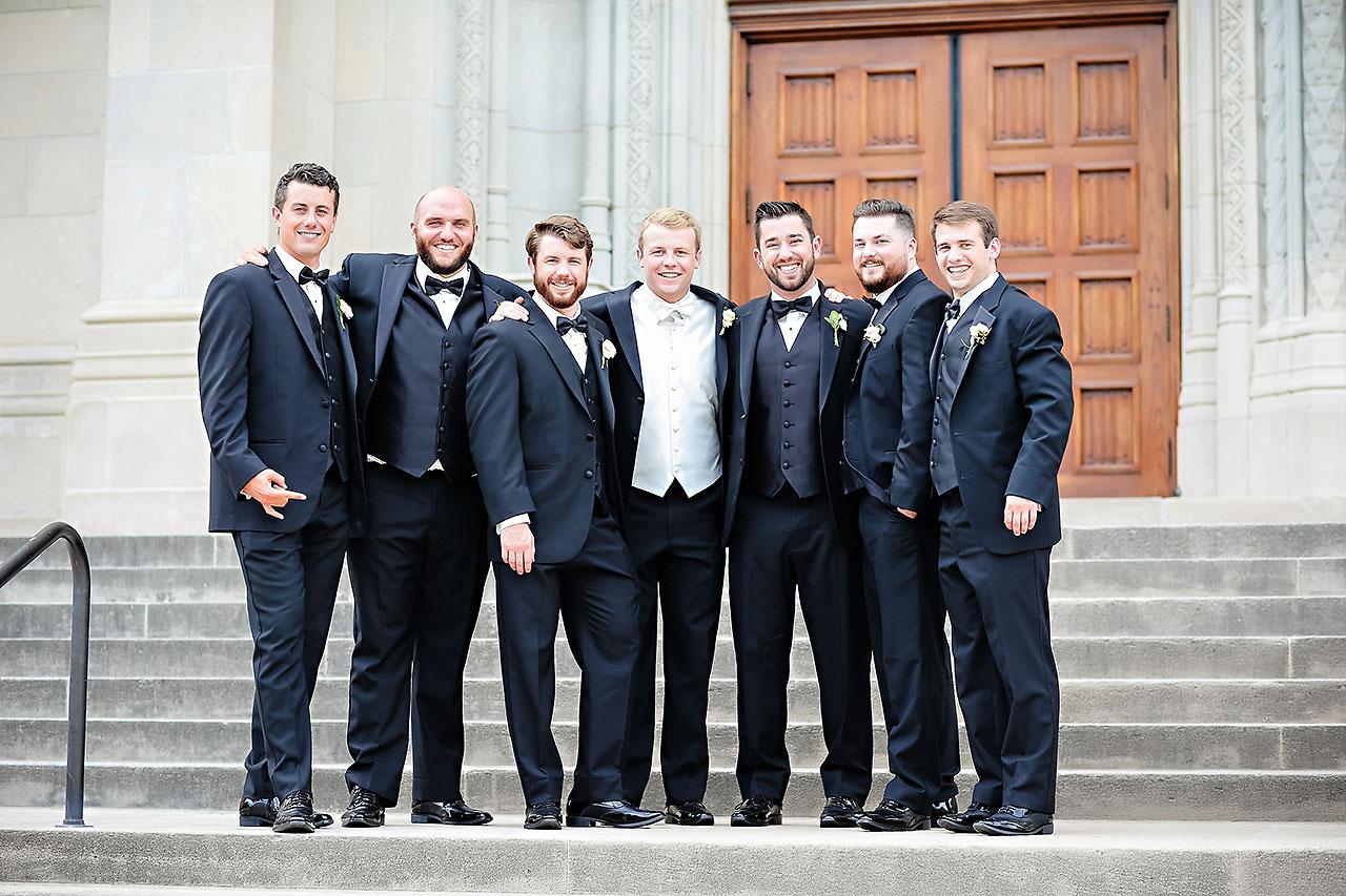 Morgan Max Scottish Rite Indianapolis Wedding 217