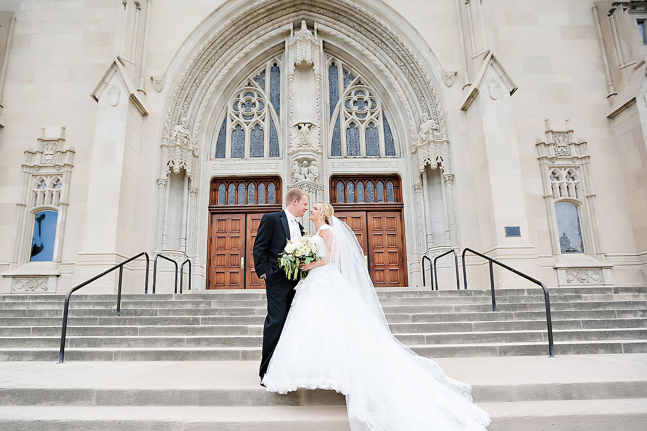Morgan Max Scottish Rite Indianapolis Wedding 214