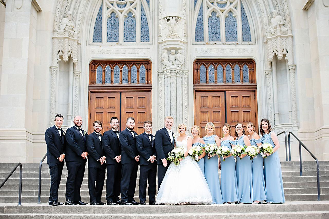 Morgan Max Scottish Rite Indianapolis Wedding 215