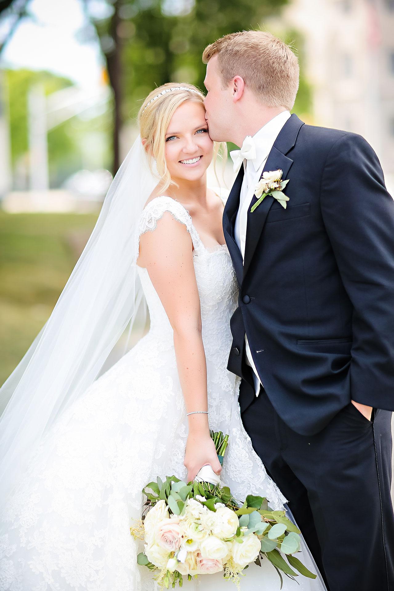 Morgan Max Scottish Rite Indianapolis Wedding 206