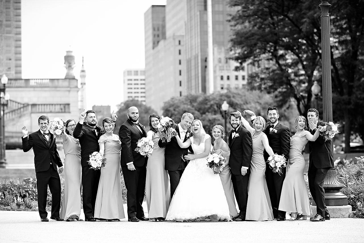 Morgan Max Scottish Rite Indianapolis Wedding 199
