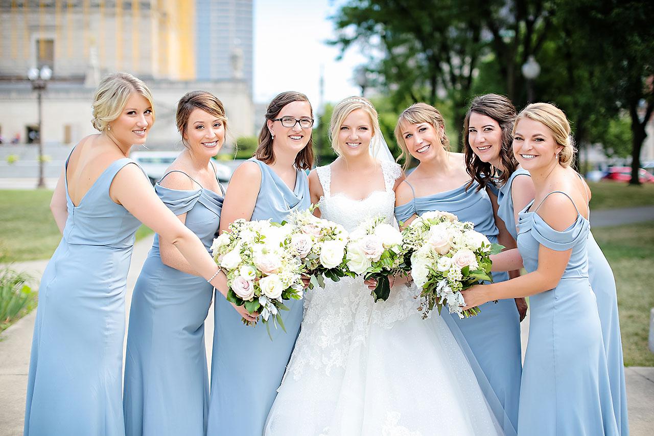 Morgan Max Scottish Rite Indianapolis Wedding 197
