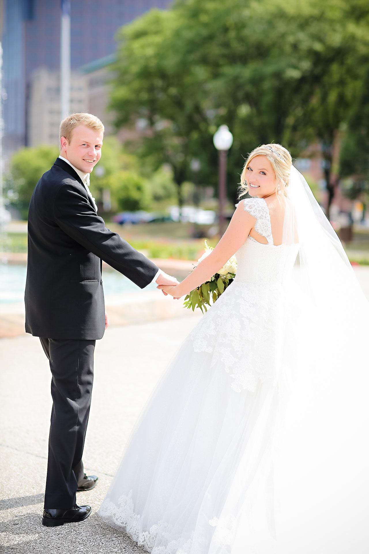 Morgan Max Scottish Rite Indianapolis Wedding 188