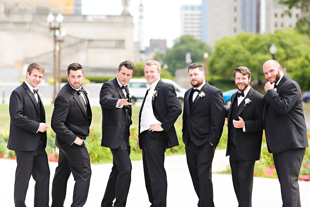 Morgan Max Scottish Rite Indianapolis Wedding 177