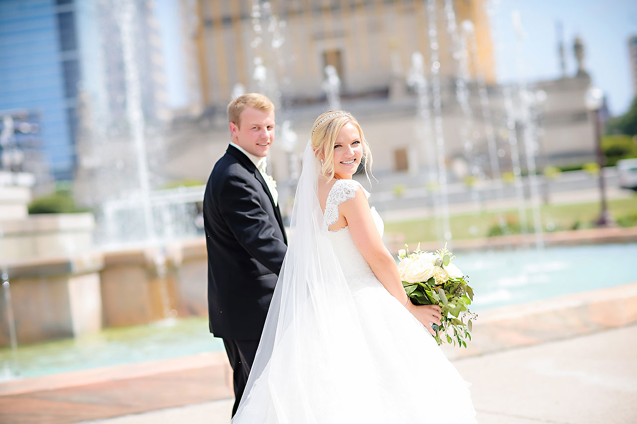 Morgan Max Scottish Rite Indianapolis Wedding 178