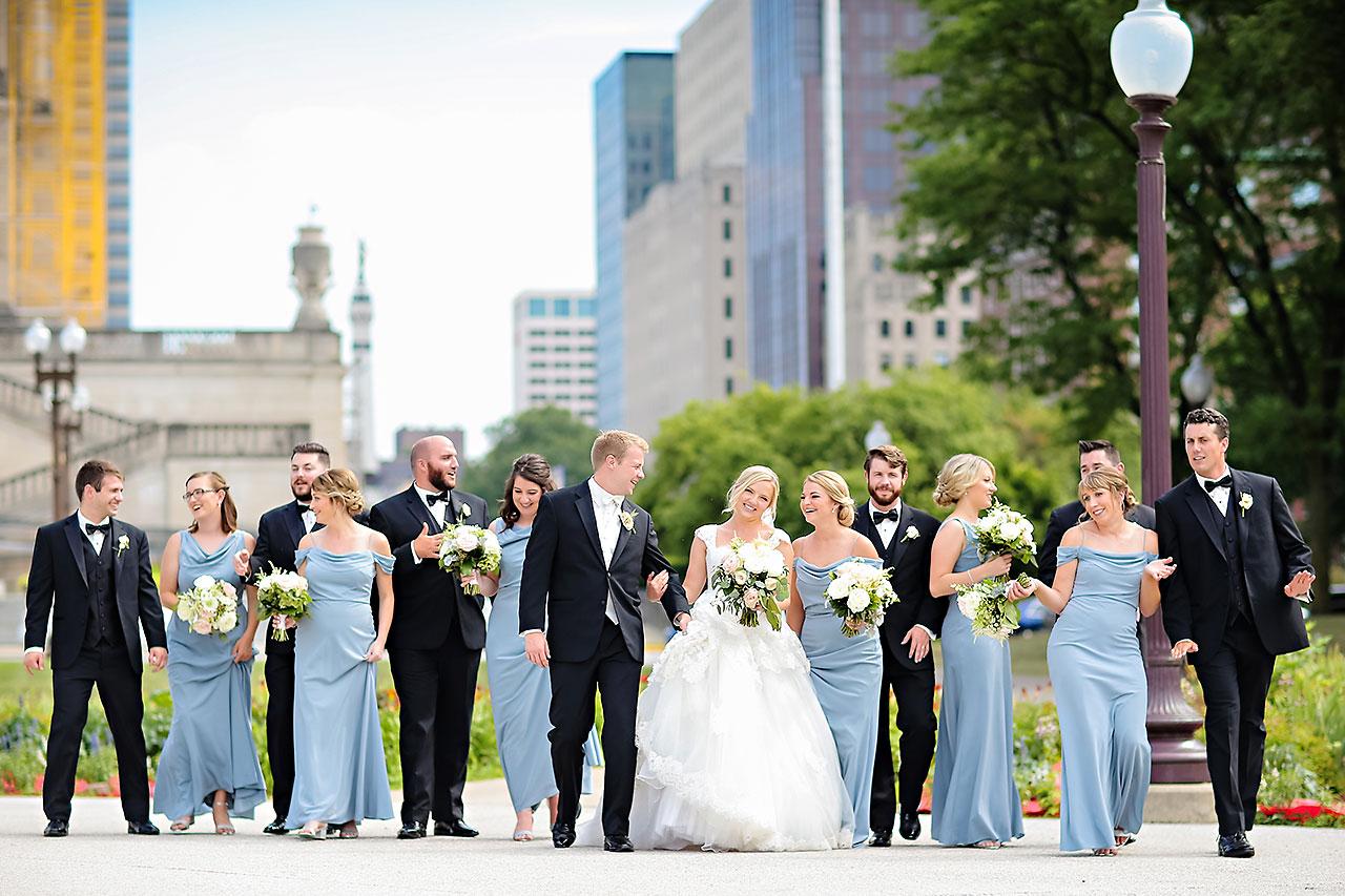 Morgan Max Scottish Rite Indianapolis Wedding 179
