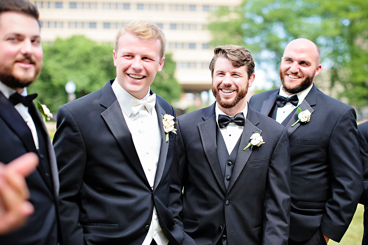 Morgan Max Scottish Rite Indianapolis Wedding 174