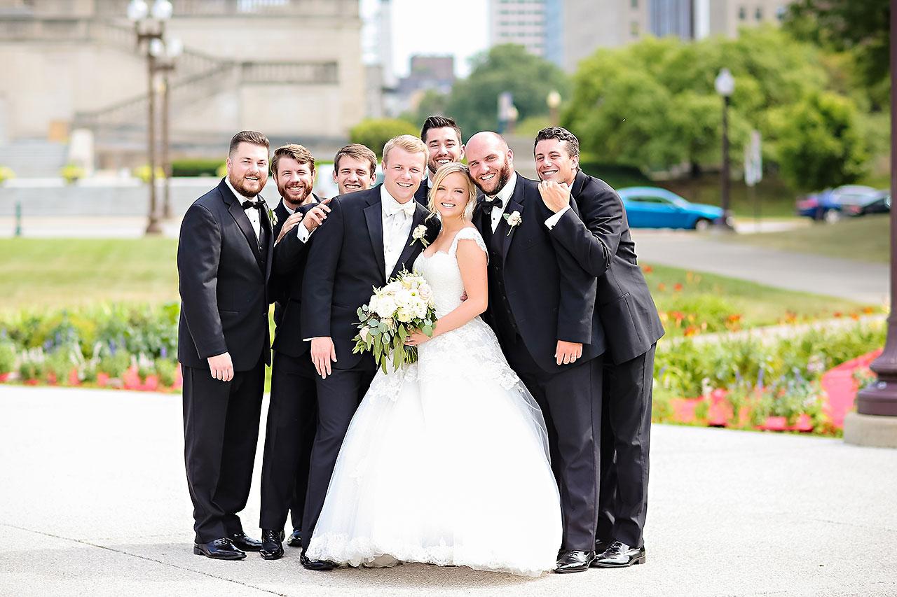 Morgan Max Scottish Rite Indianapolis Wedding 175
