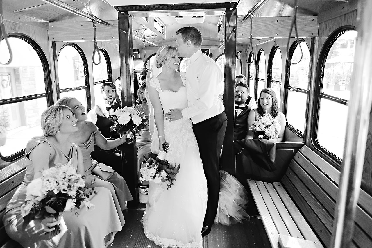Morgan Max Scottish Rite Indianapolis Wedding 172