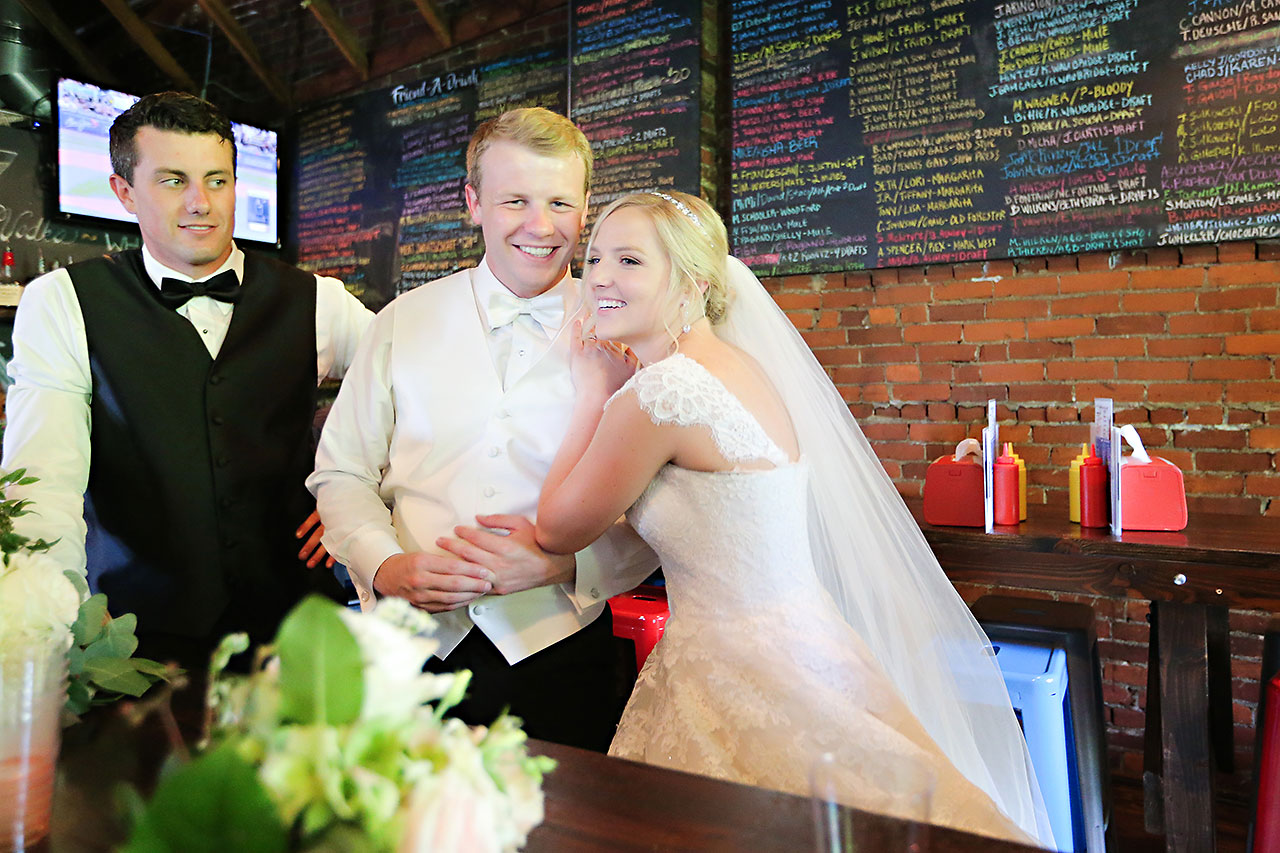 Morgan Max Scottish Rite Indianapolis Wedding 158