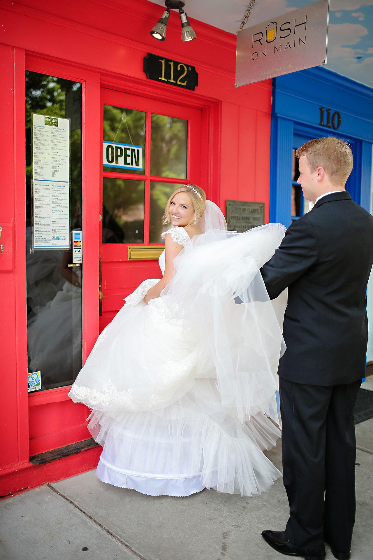 Morgan Max Scottish Rite Indianapolis Wedding 157