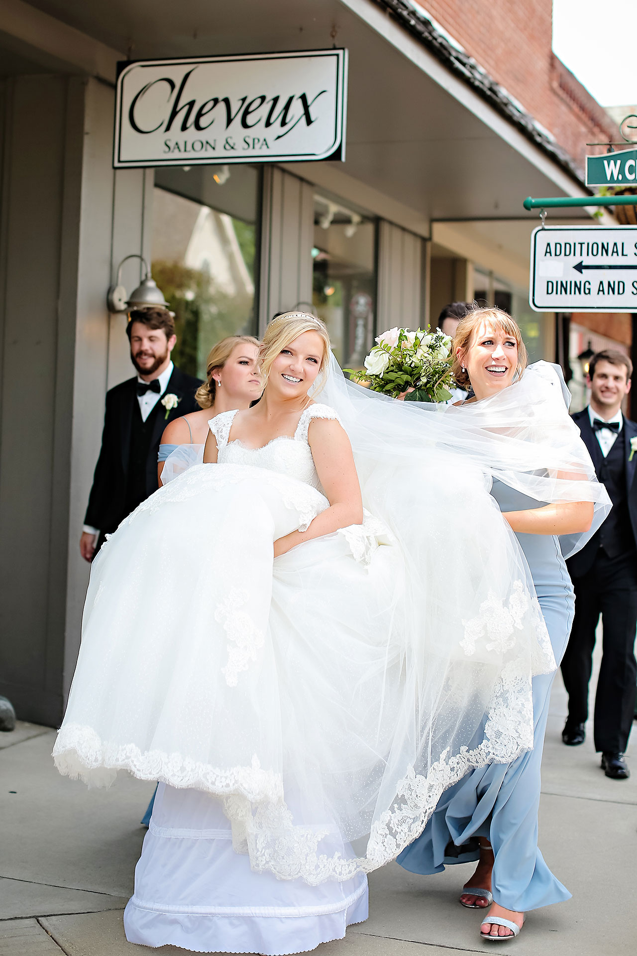 Morgan Max Scottish Rite Indianapolis Wedding 152