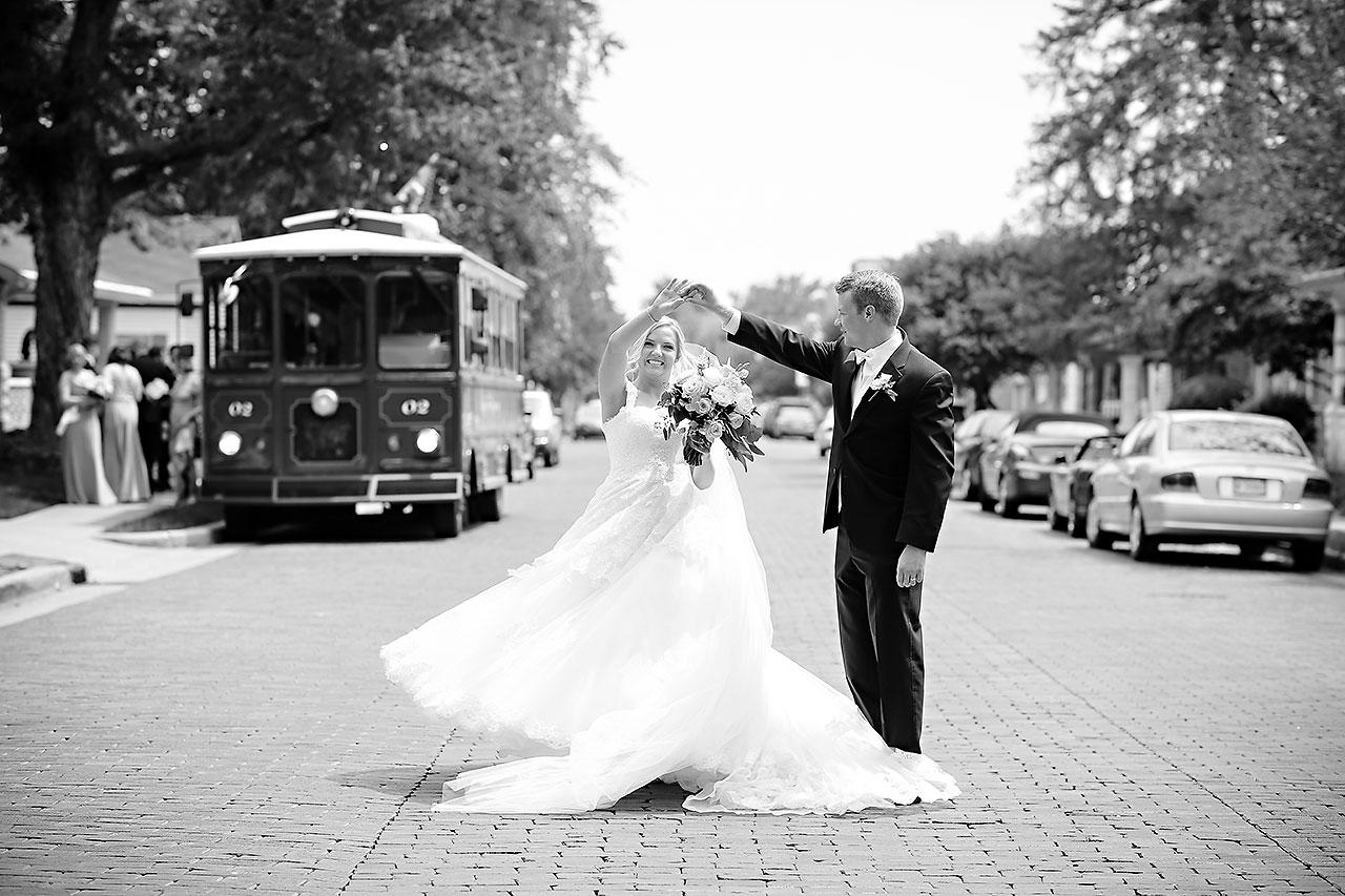 Morgan Max Scottish Rite Indianapolis Wedding 131