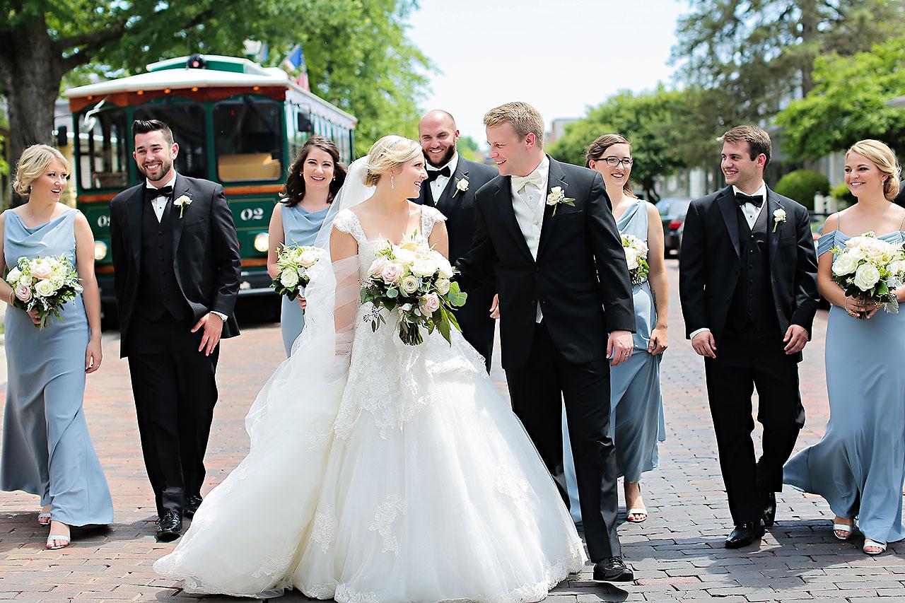 Morgan Max Scottish Rite Indianapolis Wedding 120
