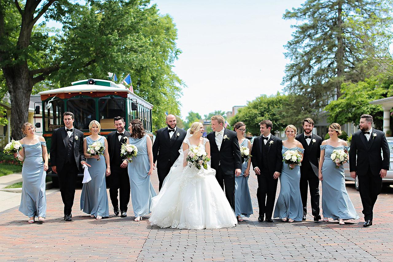 Morgan Max Scottish Rite Indianapolis Wedding 106