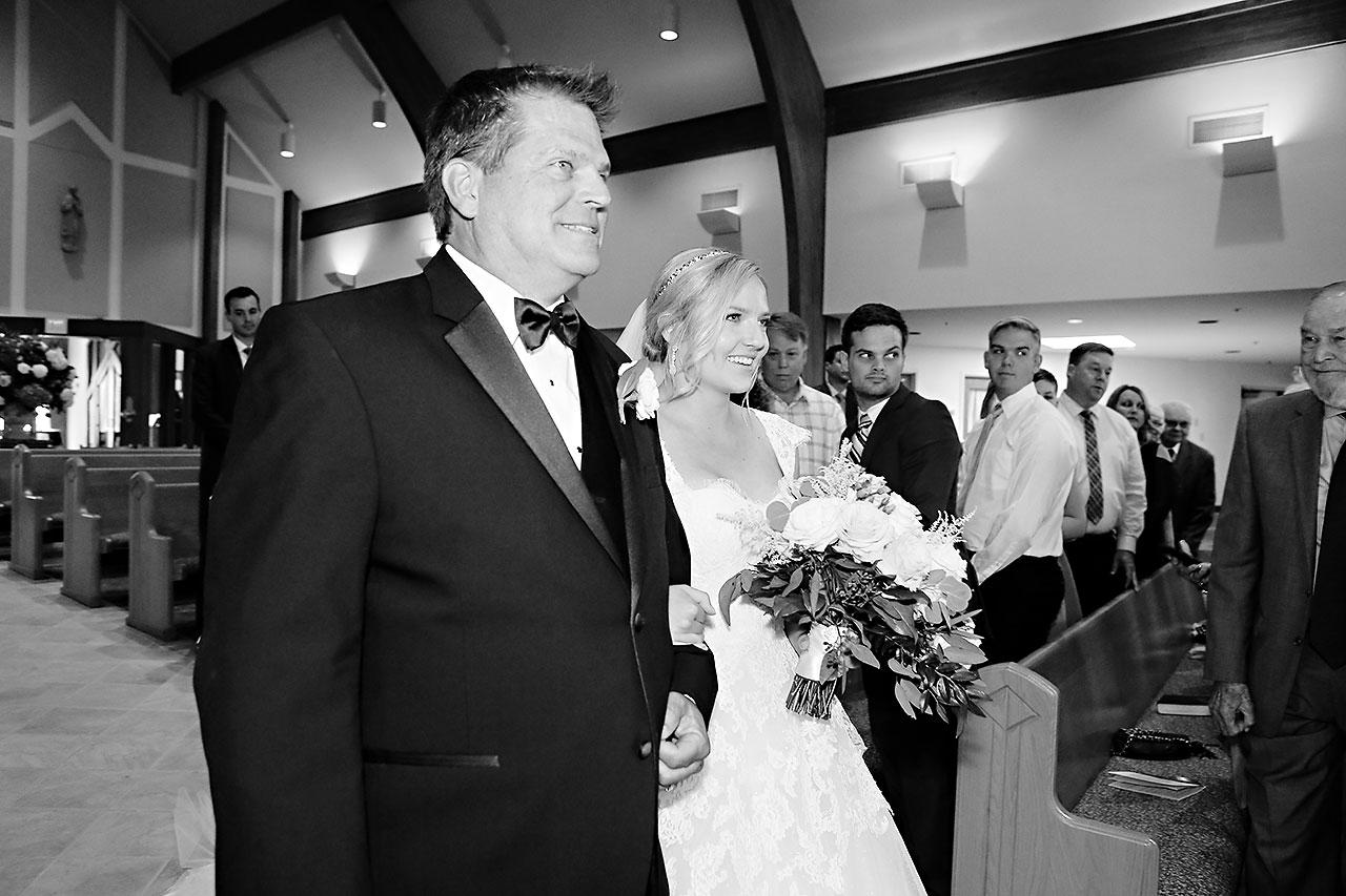 Morgan Max Scottish Rite Indianapolis Wedding 089