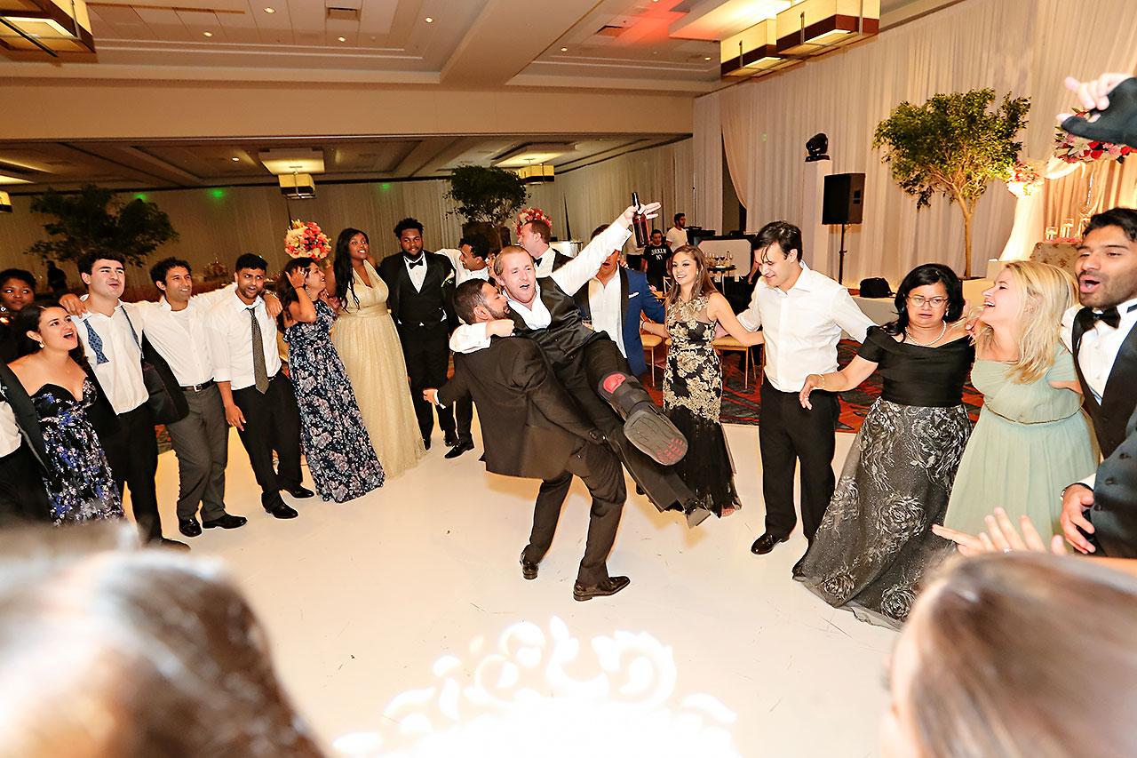 Joie Nikhil JW Marriott Indianapolis Wedding 273