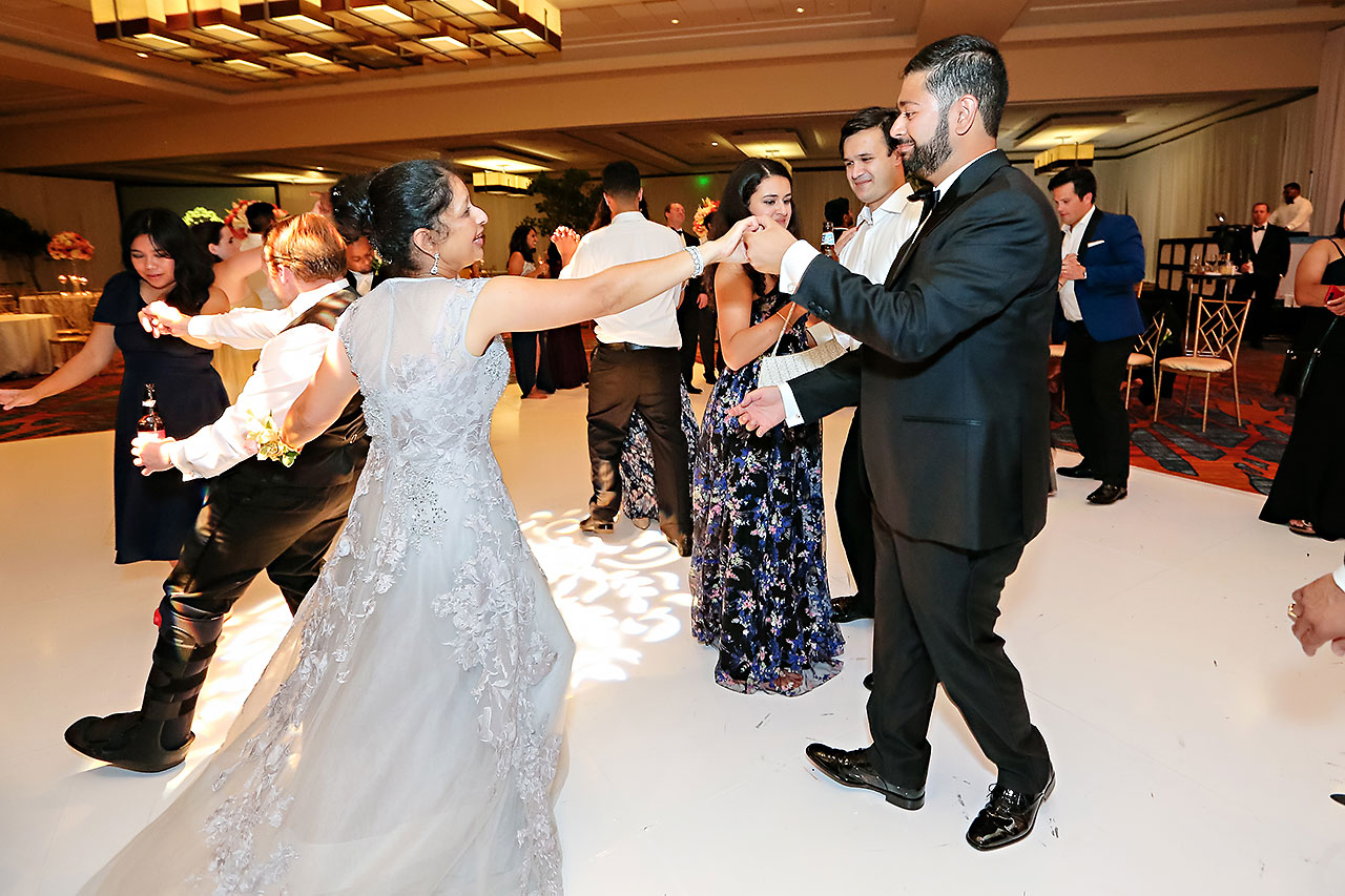 Joie Nikhil JW Marriott Indianapolis Wedding 270