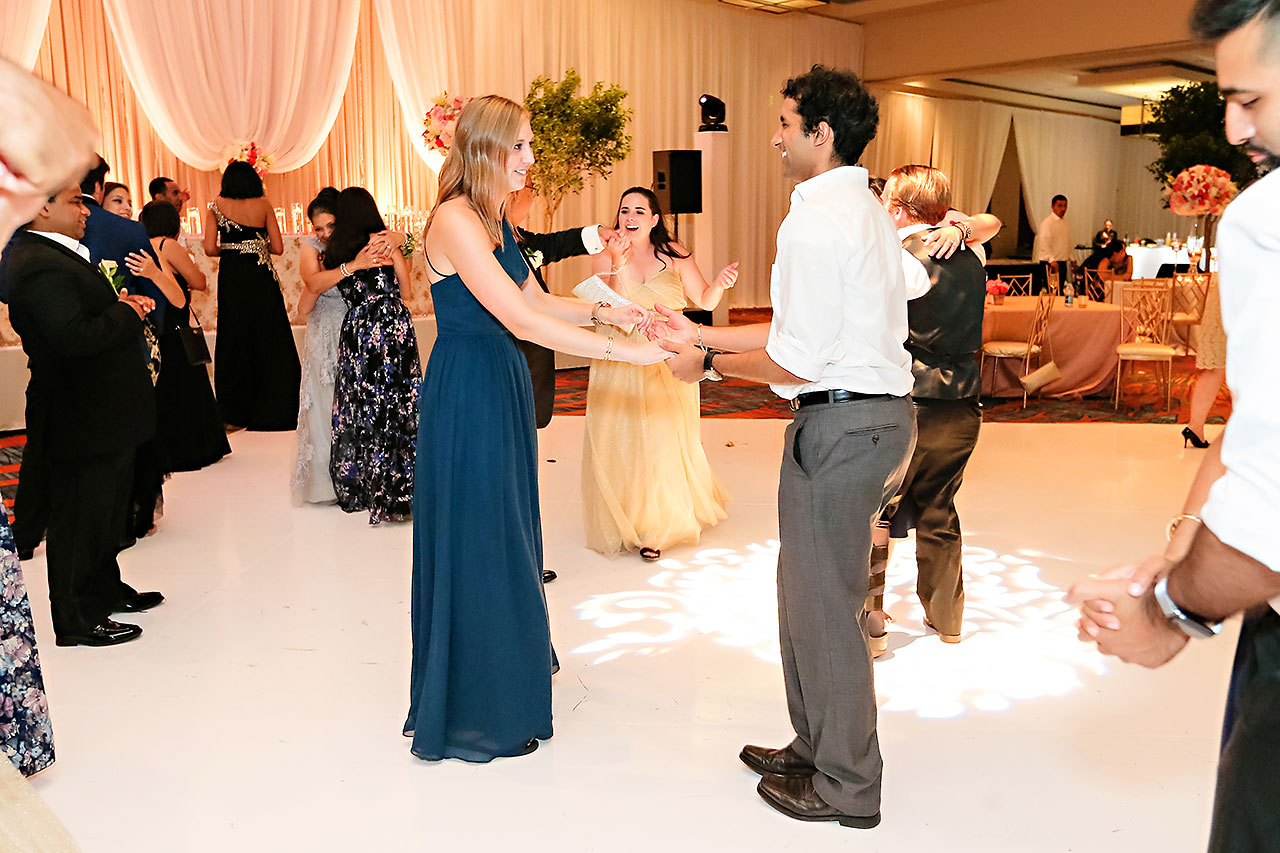 Joie Nikhil JW Marriott Indianapolis Wedding 264