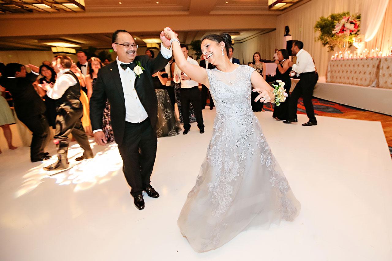 Joie Nikhil JW Marriott Indianapolis Wedding 253