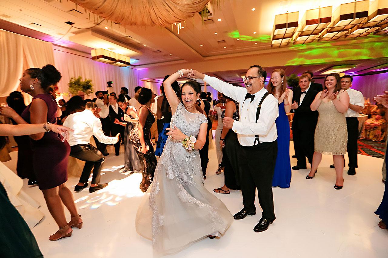 Joie Nikhil JW Marriott Indianapolis Wedding 238