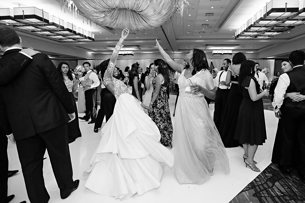 Joie Nikhil JW Marriott Indianapolis Wedding 226