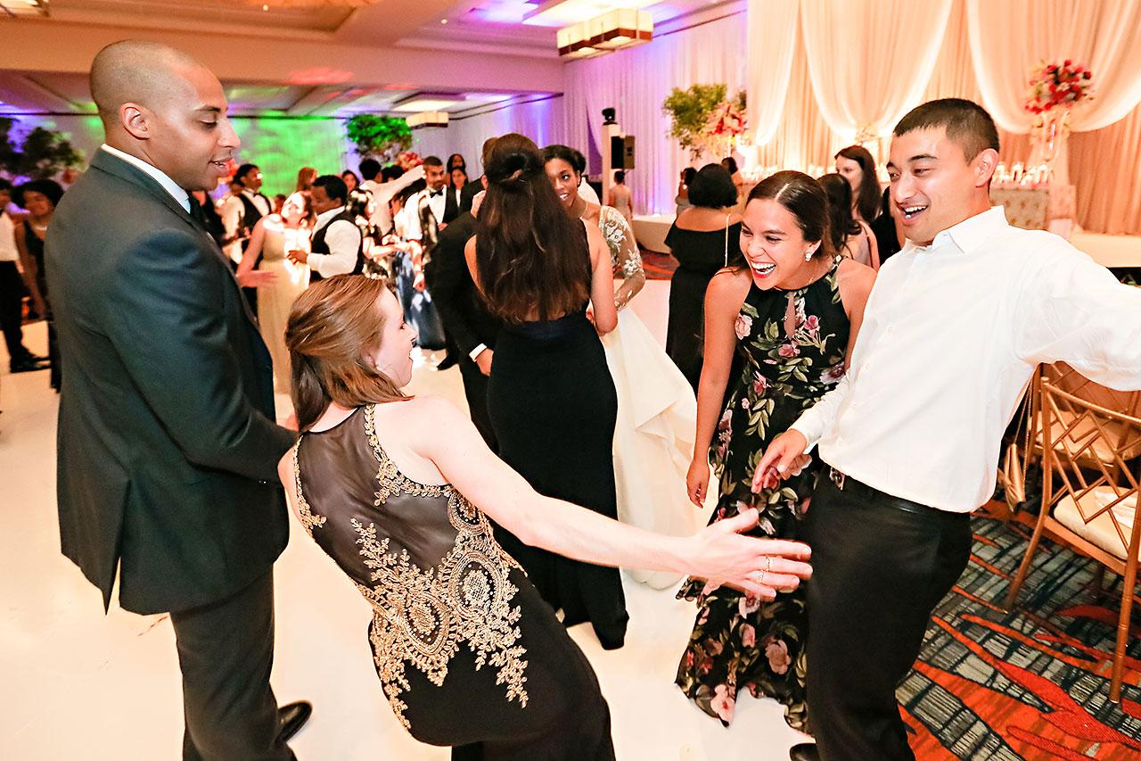 Joie Nikhil JW Marriott Indianapolis Wedding 223